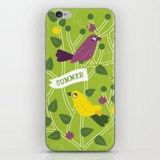 4 Seasons - Summer iPhone & iPod Skin