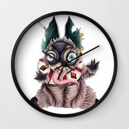 Bucky Wall Clock