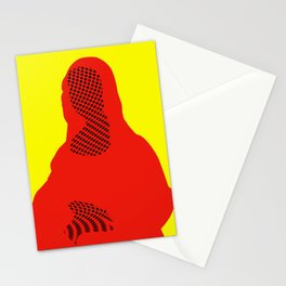 Mona, nu mach aber mal ein Punkt · 4 Stationery Cards