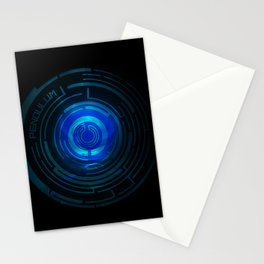 In Silico Stationery Cards