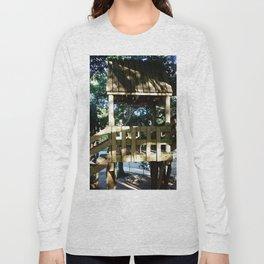 Tree house @ Aguadilla 3 Long Sleeve T-shirt