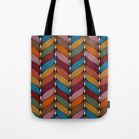 hipster Tote Bags featuring Hipster by Rceeh