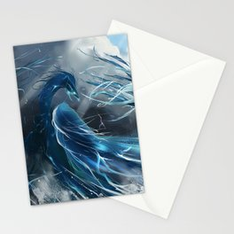 Halcyon rising Stationery Cards