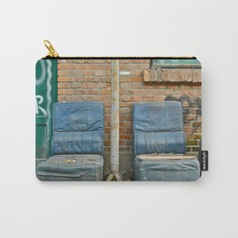 No Time  Carry-All Pouch