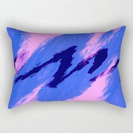 The 90s 4 Rectangular Pillow