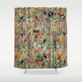 Another Relaxing Sunday Shower Curtain