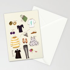 My (...not so new) spring wardrobe! Stationery Cards