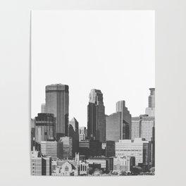 Minneapolis Minnesota Poster