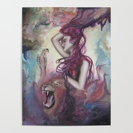 Kundalini Awakening Poster