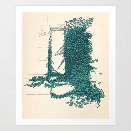 Yonge & Montgomery Art Print