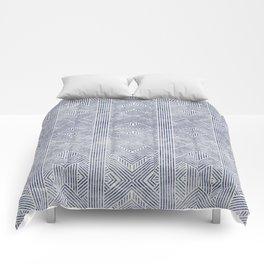AMAI GEO DENIM Comforters