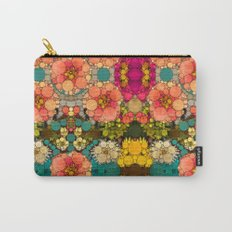 Perky Flowers! Carry-All Pouch