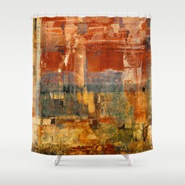 "Quarup ""Kaurup"" Shower Curtain"