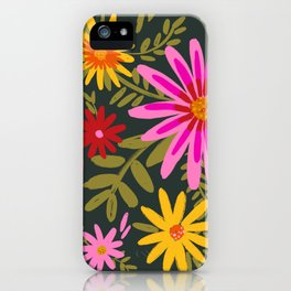 Dark Mode Bellis iPhone Case