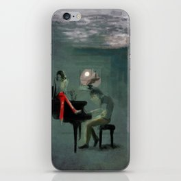 Just for one day iPhone Skin