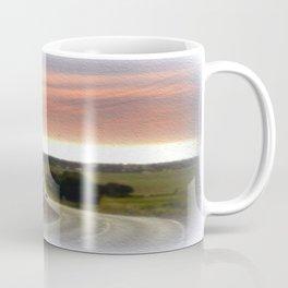 Road to Jervis Bay Coffee Mug