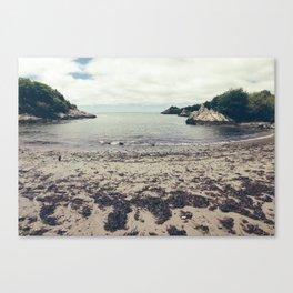 Moonrise Kingdom Beach - Wes Anderson Canvas Print