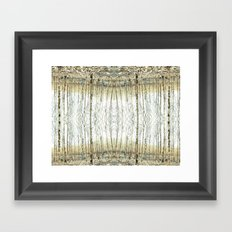 Winterbeach Framed Art Print