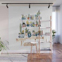 Shelf of Goodness Wall Mural