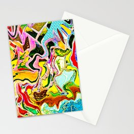 Summer Stain Stationery Cards