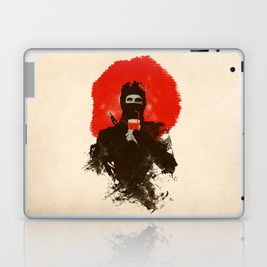 American ninjas like Bloody Mary Laptop & iPad Skin