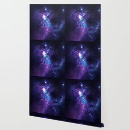 Tardis Nebula Wallpaper