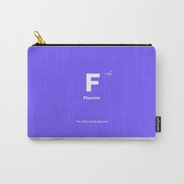 Fluorine Carry-All Pouch