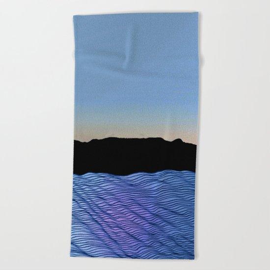 River  Beach Towel