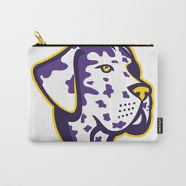 Great Dane Dog Mascot Carry-All Pouch