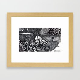 AH Framed Art Print