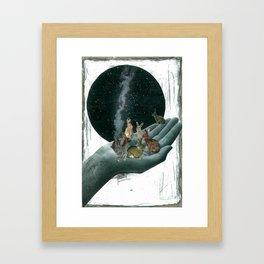 """Intelligent Design"" Framed Art Print"