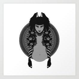 Felinae Art Print