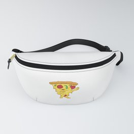 Dabbing Pizza Funny Pizza Fanny Pack