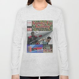 Kung Fu Kenny Comic #3 ELEMENT. Long Sleeve T-shirt