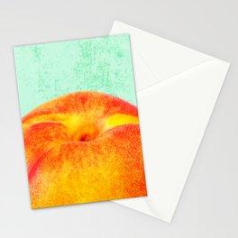 A Peach Stationery Cards