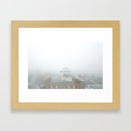 How Very San Francisco Of You! Framed Art Print