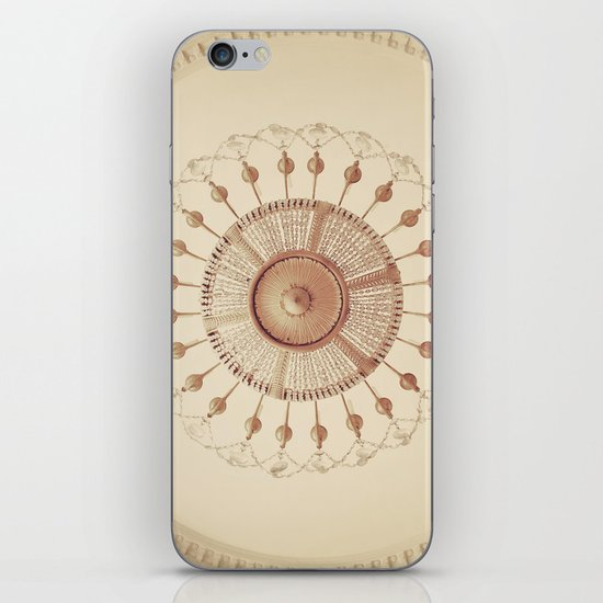 French Chandelier iPhone & iPod Skin