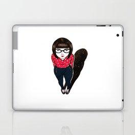 mini miss Laptop & iPad Skin