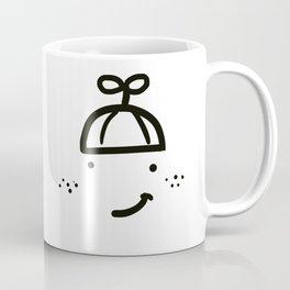 FRECKLED CHILL HAT Coffee Mug