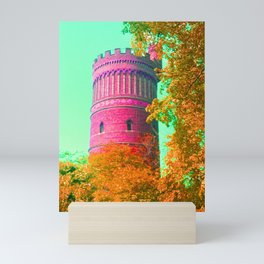 The Blessed Tower Mini Art Print
