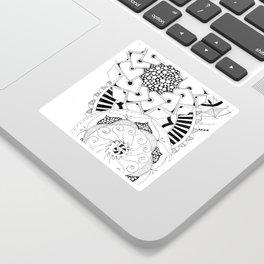 Mandala Series 04 Sticker