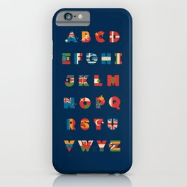The Alflaget 3 iPhone Case