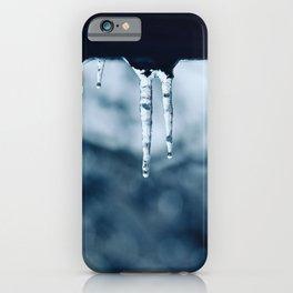 Frozen Saturday iPhone Case