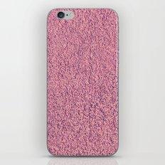 Motel Pink Shag Pile Carpet iPhone & iPod Skin