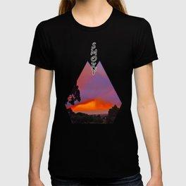 Smoky Sunset Bay T-shirt