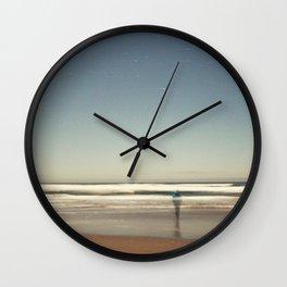 salute Wall Clock