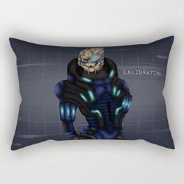 Vakarian Rectangular Pillow