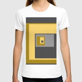 Yellow Squares T-shirt