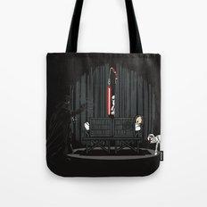 The Dark Side of Magic Tote Bag
