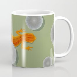 Red Eft Newt Coffee Mug